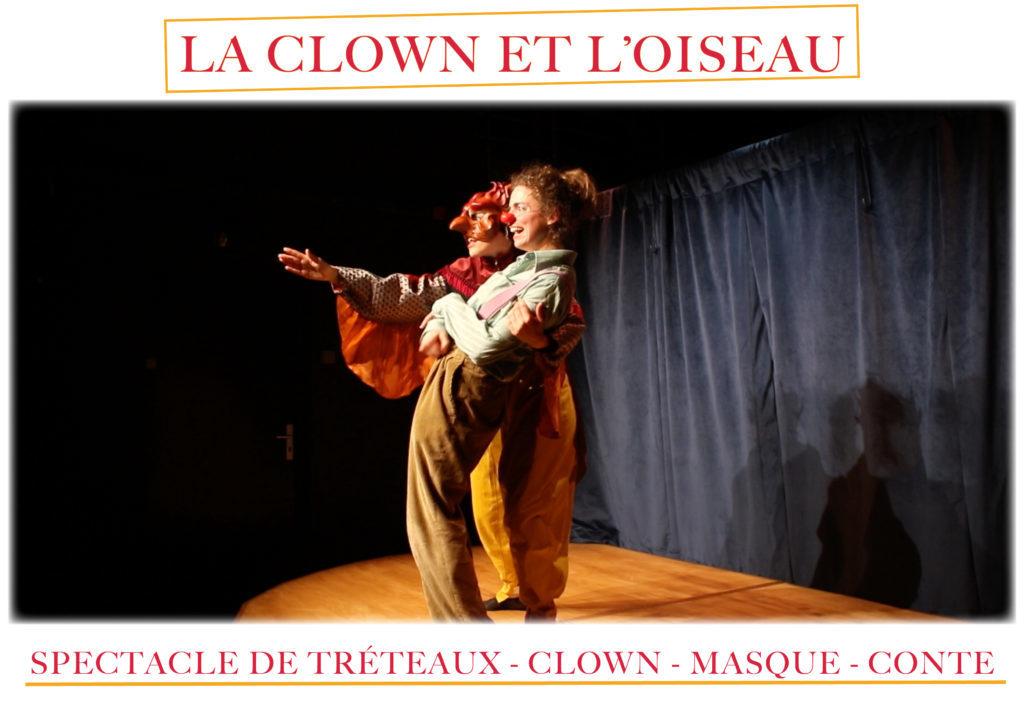 La Clown et l'Oiseau- été 2020