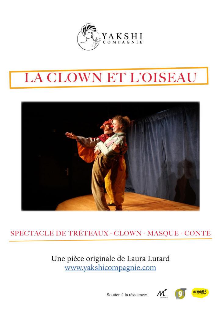 la Clown et l'Oiseau- dossier de présentation
