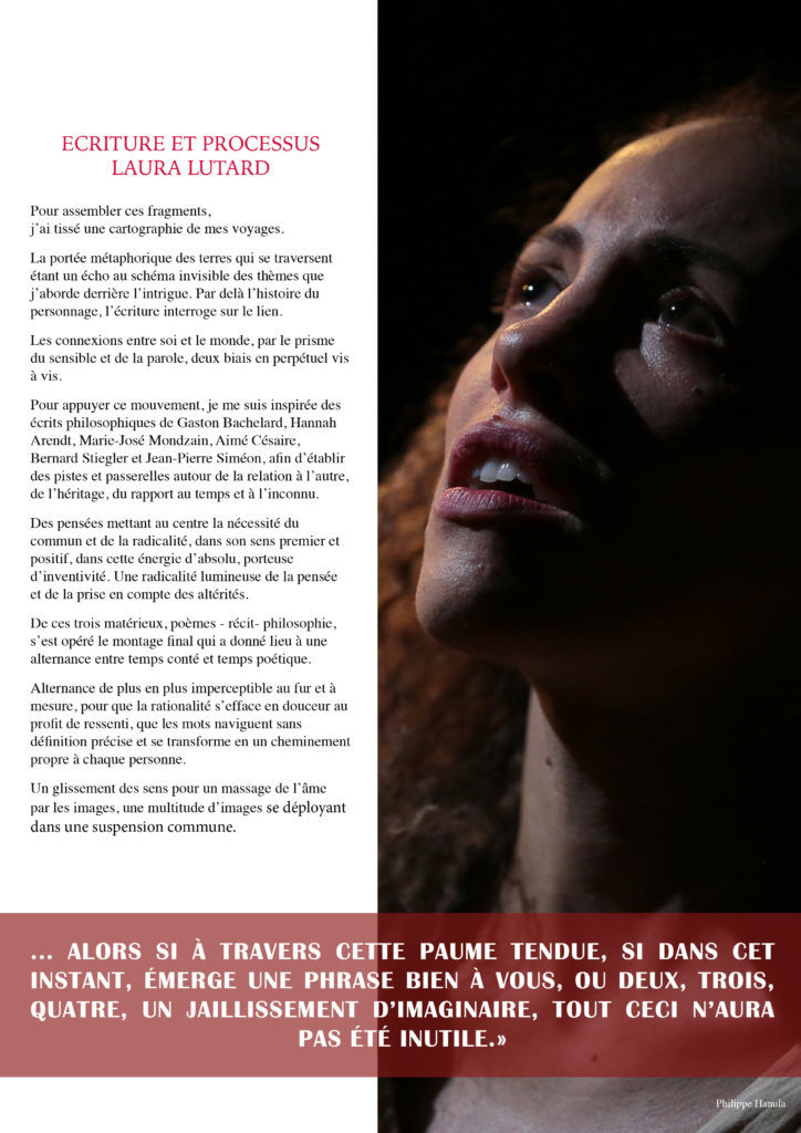 Mademoiselle Palmer- YAKSHI Compagnie - 20207
